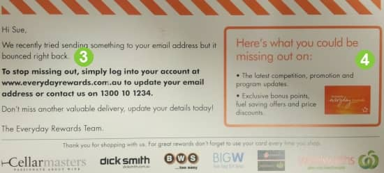 Direct Mail - Back