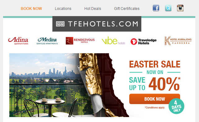 TFEHotels