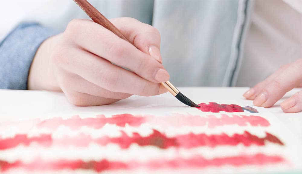 Proofreading Tips : Painting the Page Red
