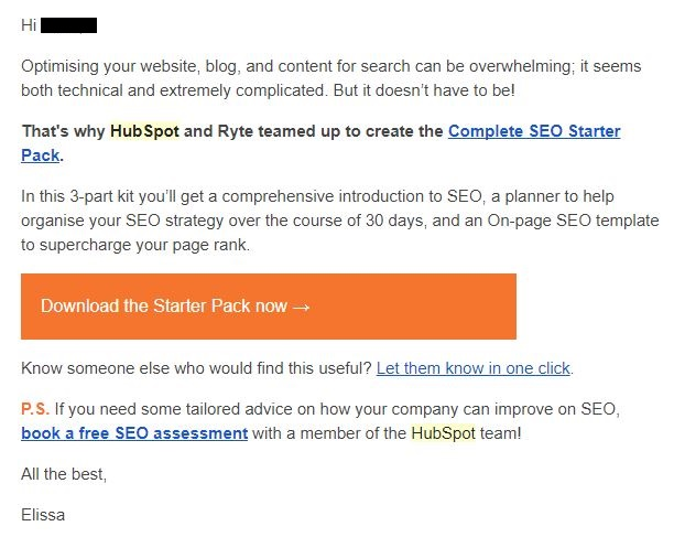 5 Examples Of Successful Plain Text Email Marketing
