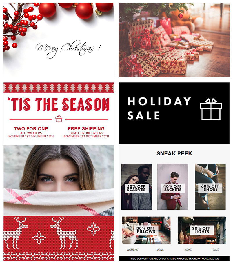 Free Christmas Stock Images and Templates from VIsion6