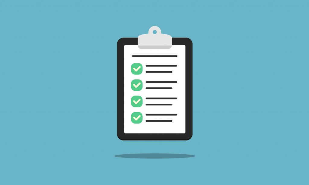 Vision6 Email Checklist