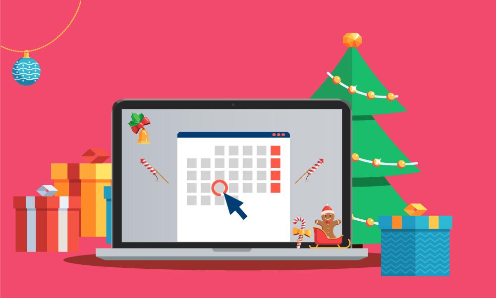 5 productivity tips for the holiday season