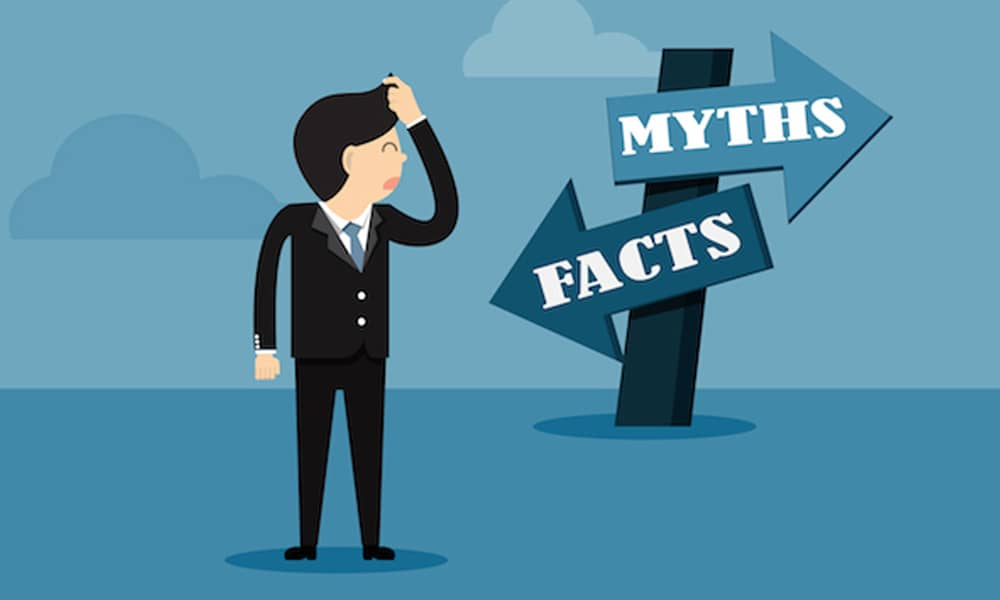 Debunking 4 of the Hottest Email Marketing Myths