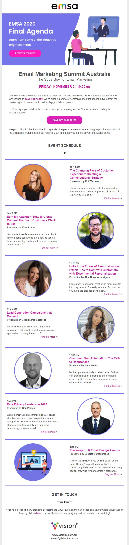 Email Marketing Summit Australia (EMSA)